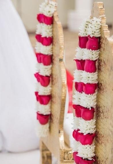 wedding garlands